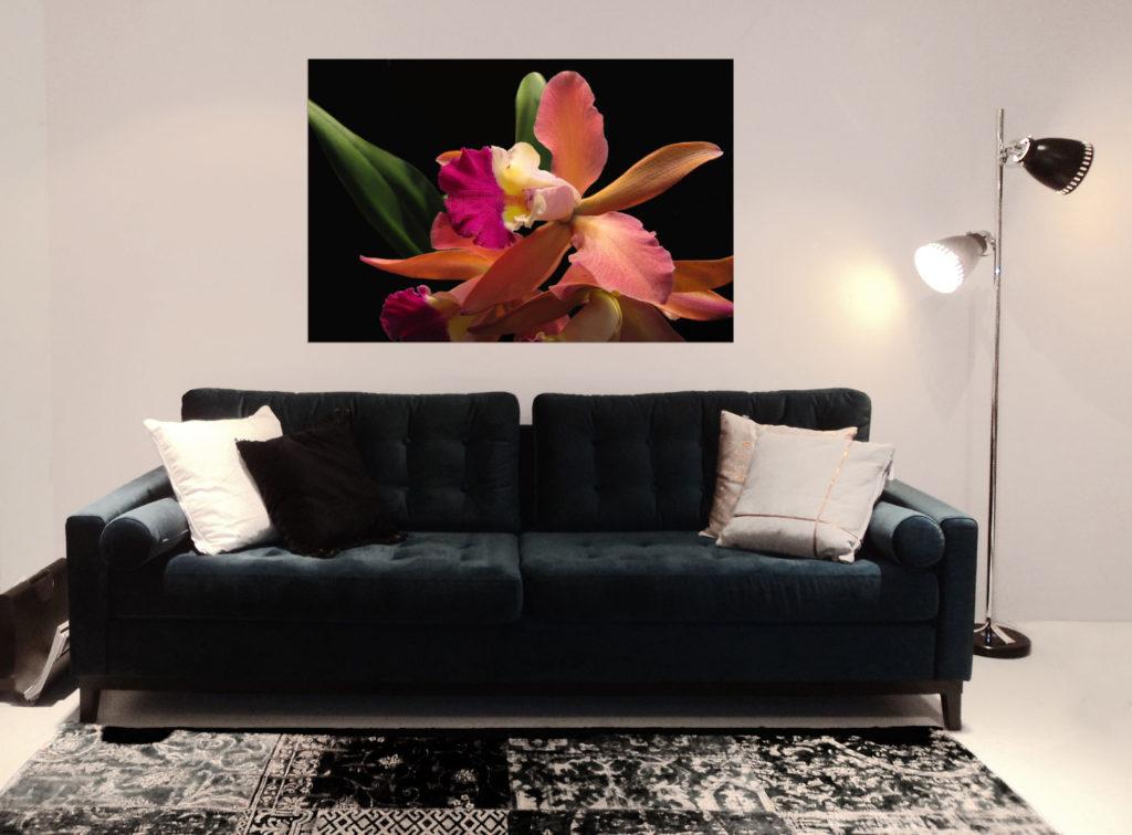 Wanddecoratie de finishing touch van je interieur deco foto wanddecoratie kaarten - Foto deco volwassen kamer ...